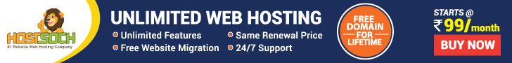 HostSoch Web Hosting